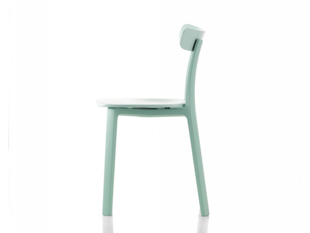Židle All Plastic Chair, ice grey