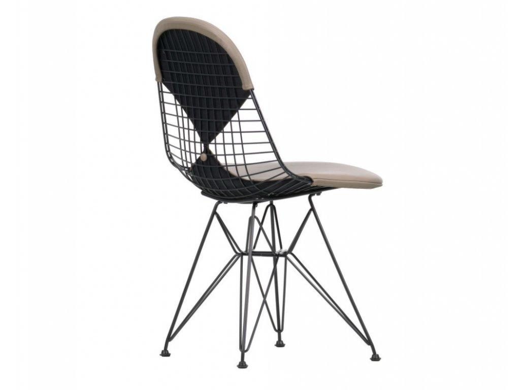 Židle Eames DKR-2, basic dark
