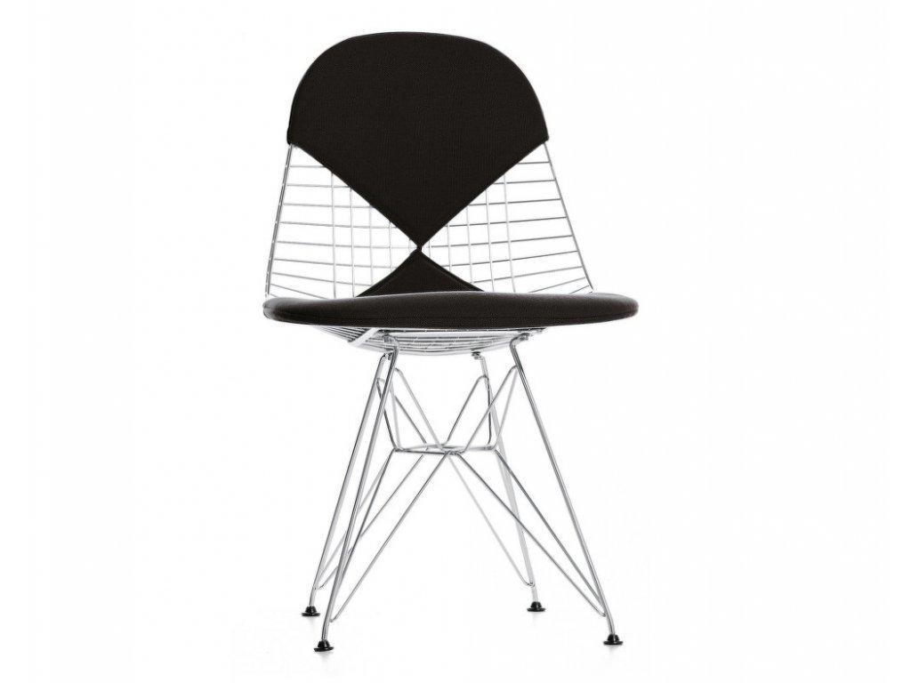 Židle Eames DKR-2, chrome
