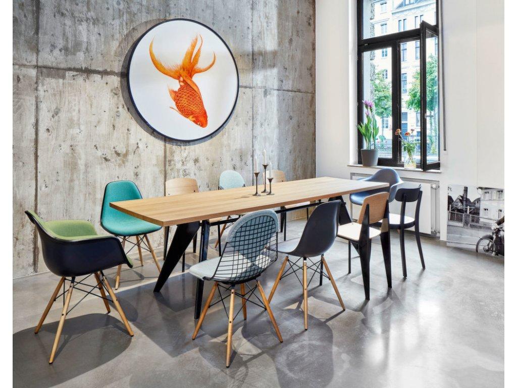 Židle Eames DKW