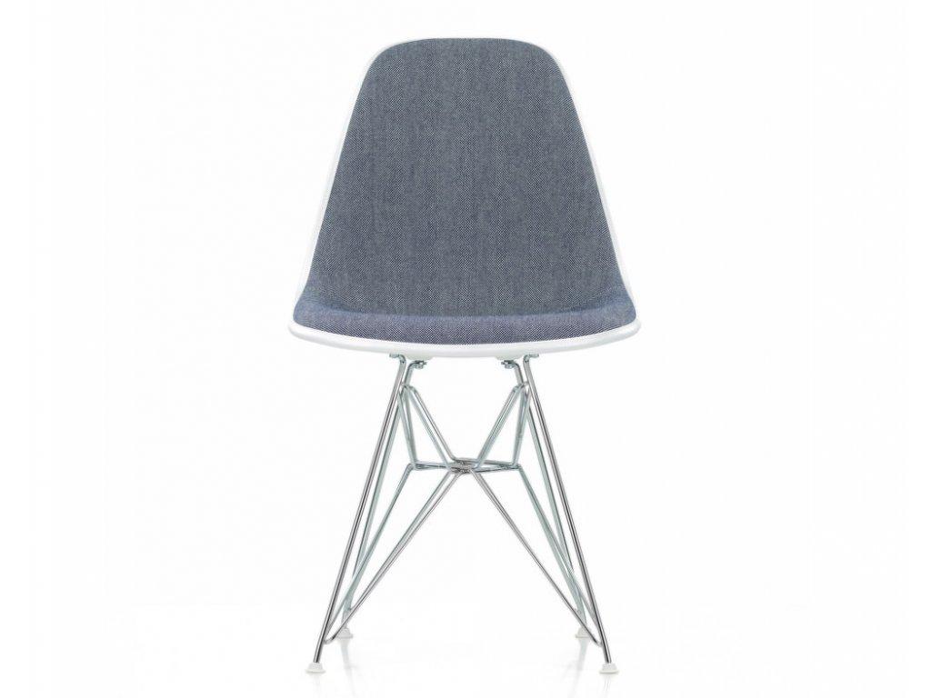 Židle Eames DSR, celopolstrovaná