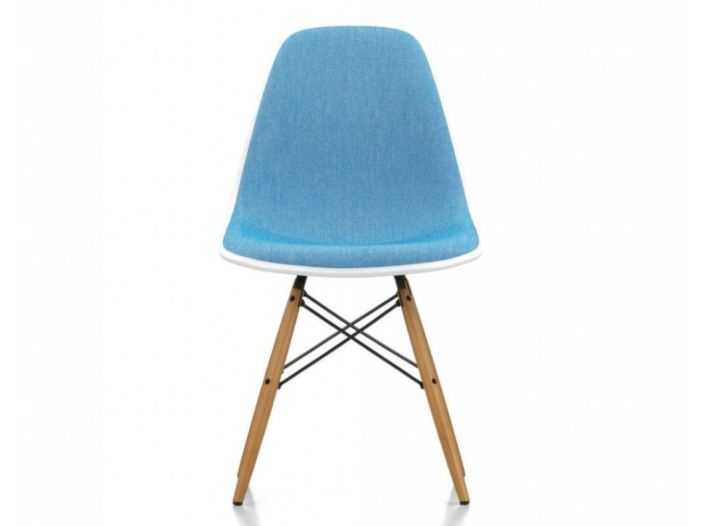 Židle Eames DSW, celopolstrovaná
