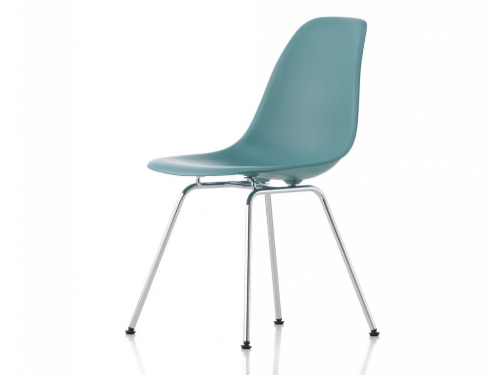 Židle Eames DSX, ocean