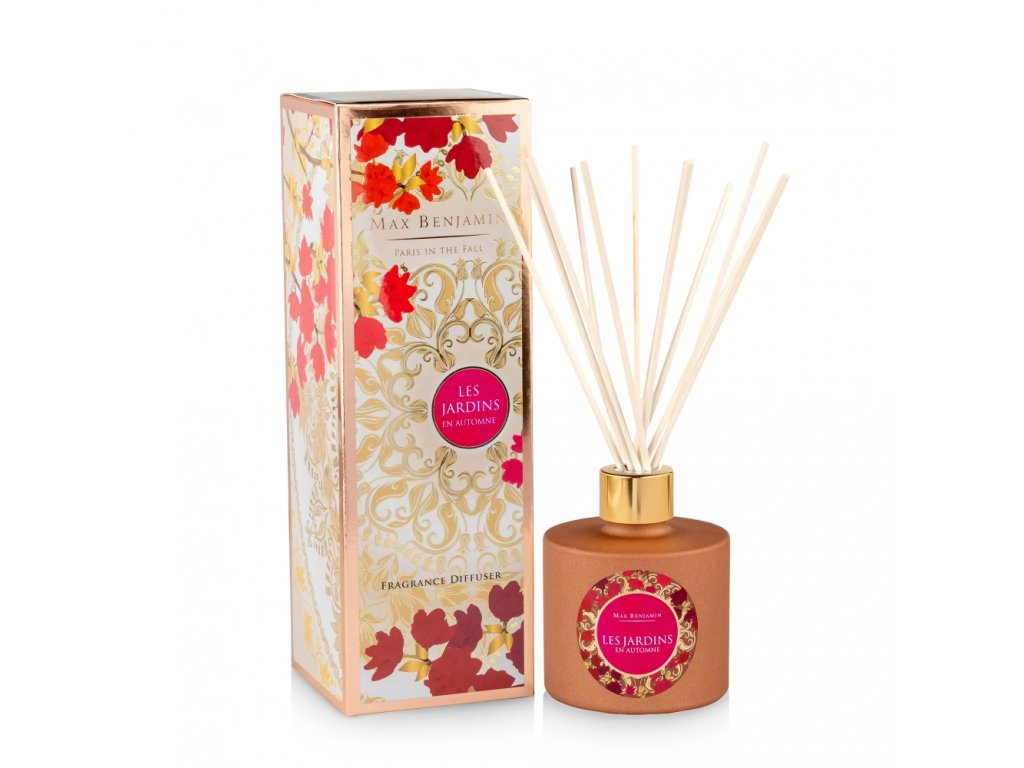 Interiérový parfém Les Jardins en Automne, 150 ml - difuzér