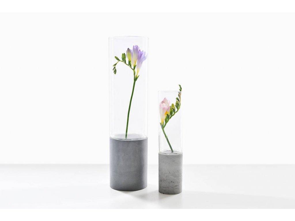 Set betonových váz VASES