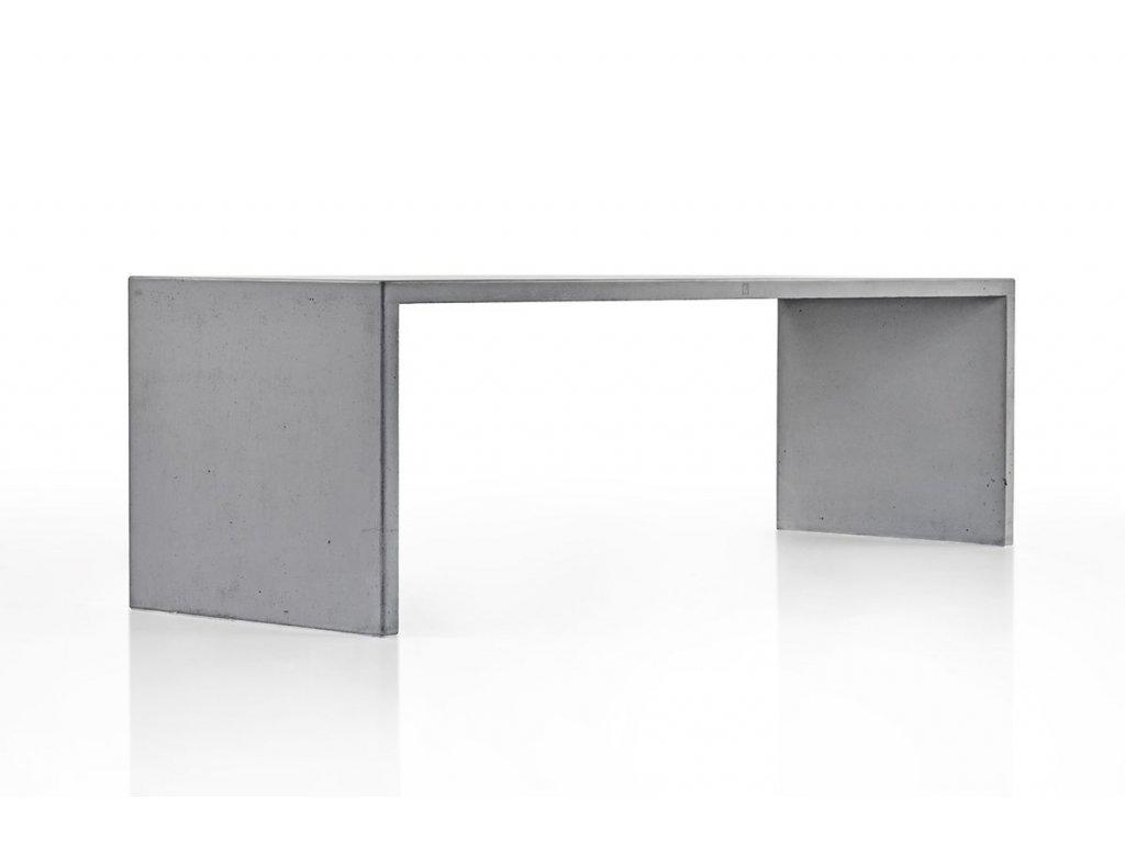 Betonová lavička SIMPLY