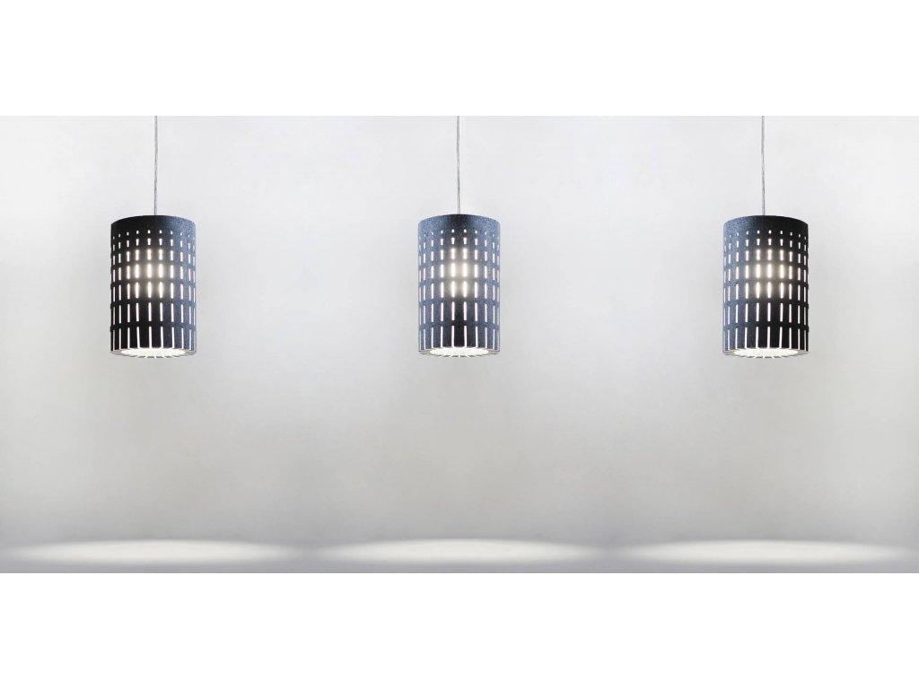 Betonové osvětlení LICRETE TUBE