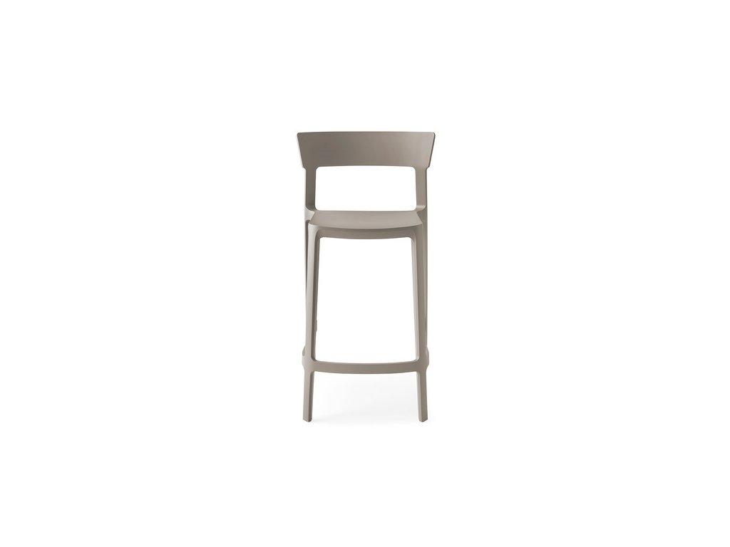 Barová židle Skin