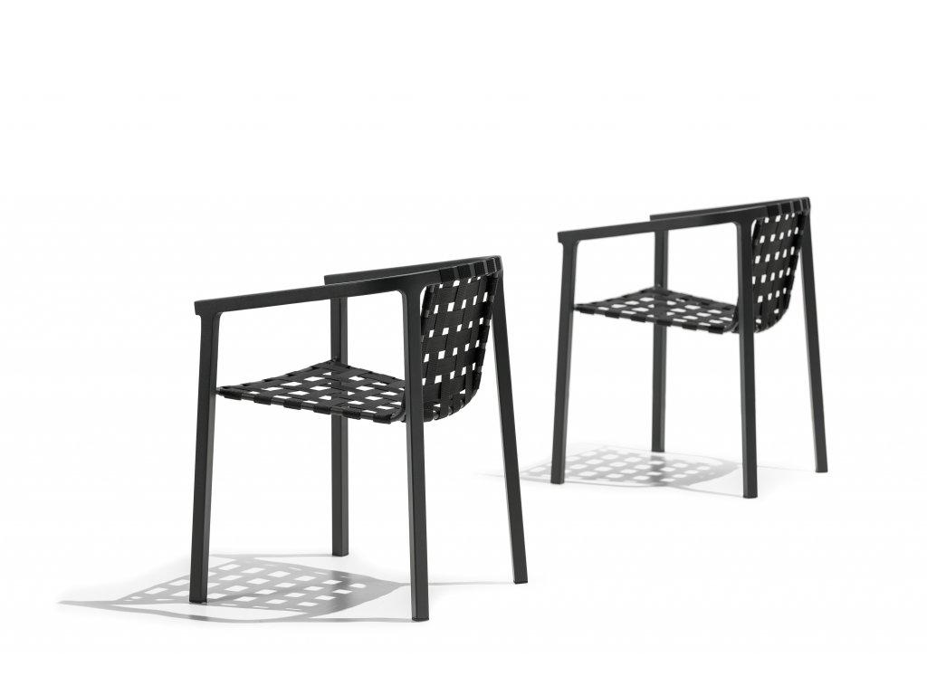 Zahradní židle Duct