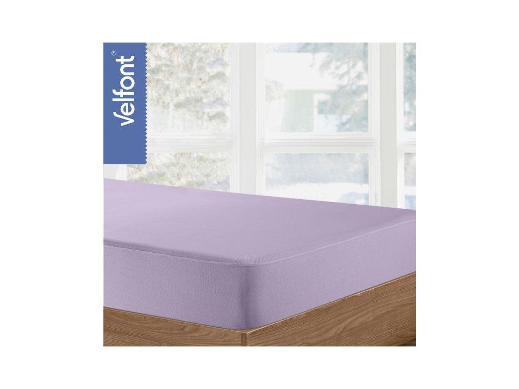 Chránič matrace - nepropustné prostěradlo Respira - organická bavlna