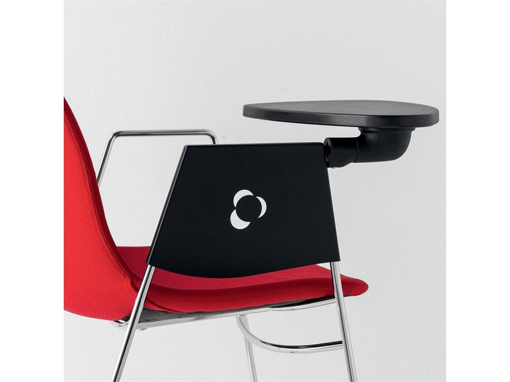 Přídavný stolek k židli Academy