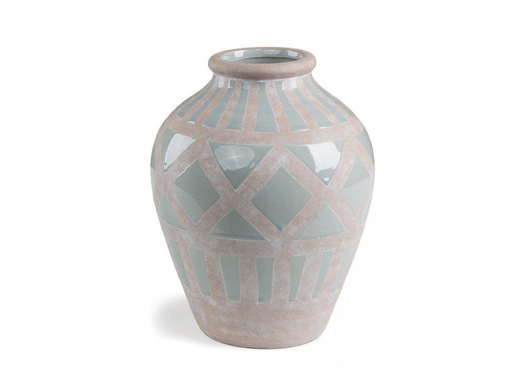 Dekorační keramická váza Arco
