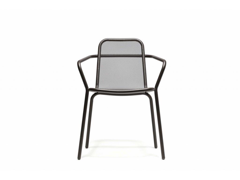 Zahradní židle Starling s područkami