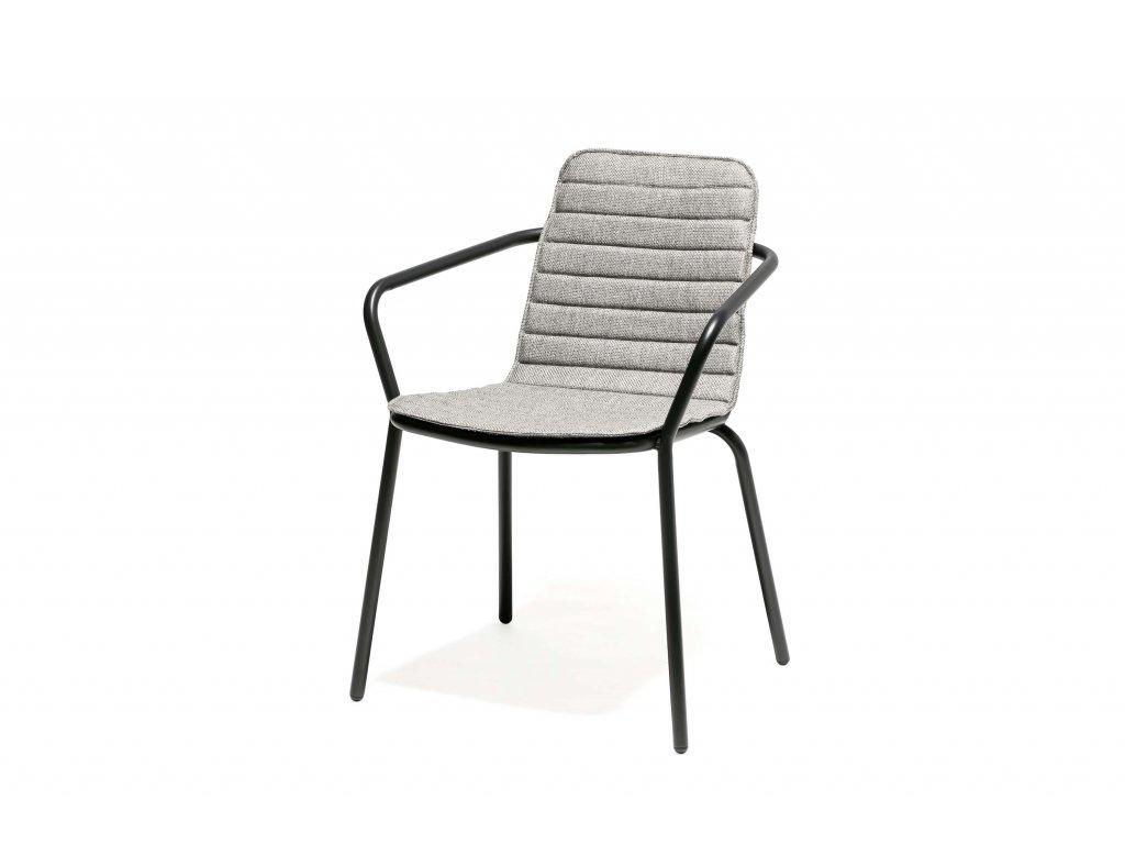 Polstr na zahradní židli nebo křeslo