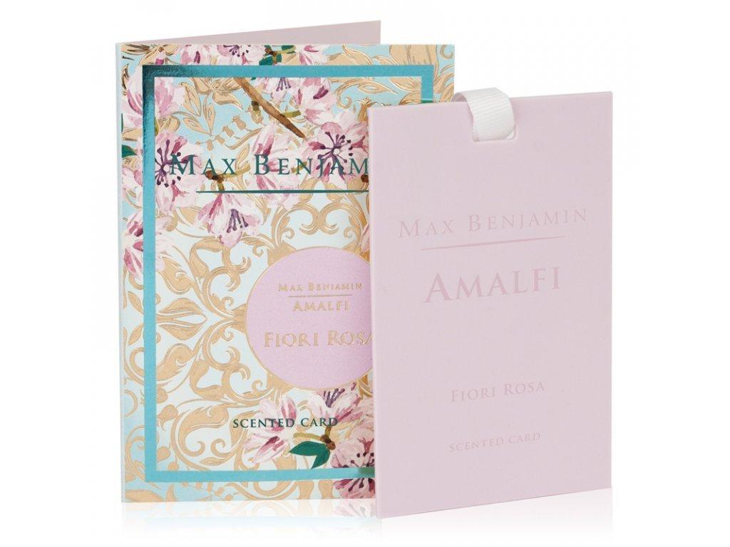 16415 16415 max benjamin amalfi vonna karta fiori rosa