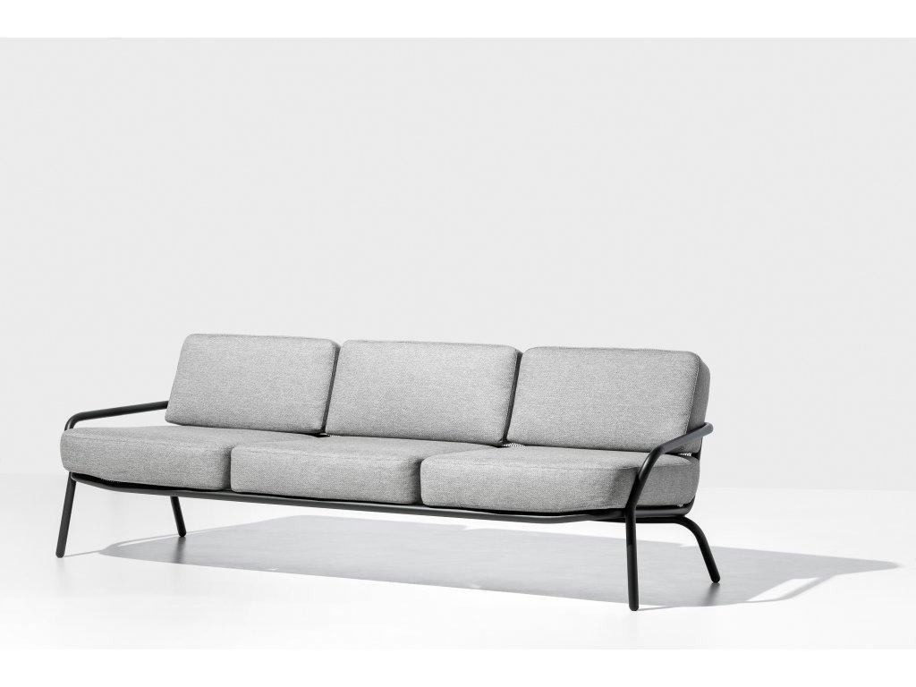 Zahradní sedačka Starling Sofa 3místná