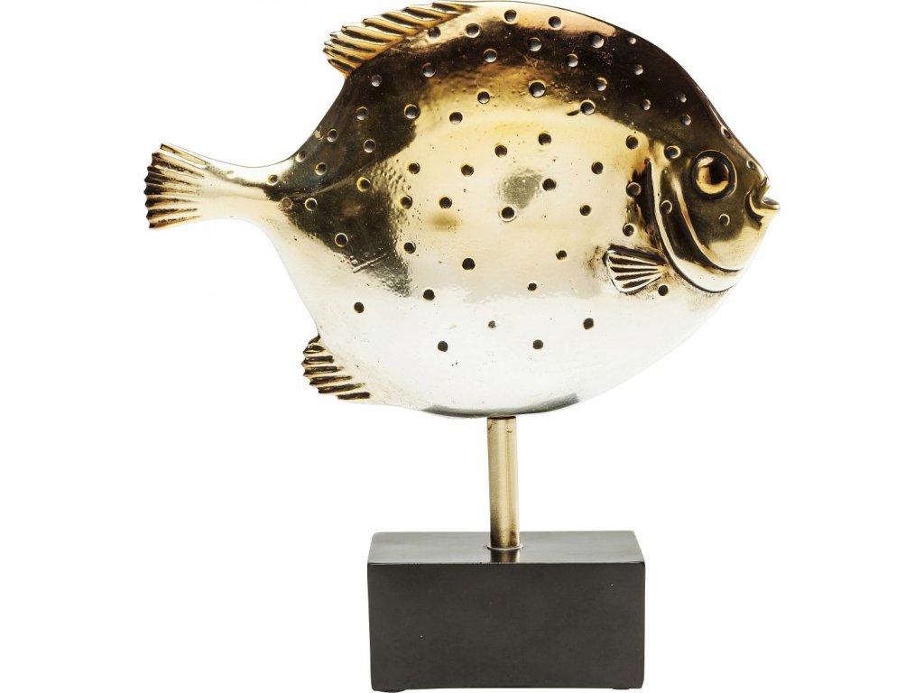 Dekorativní figurka Ryba - malá