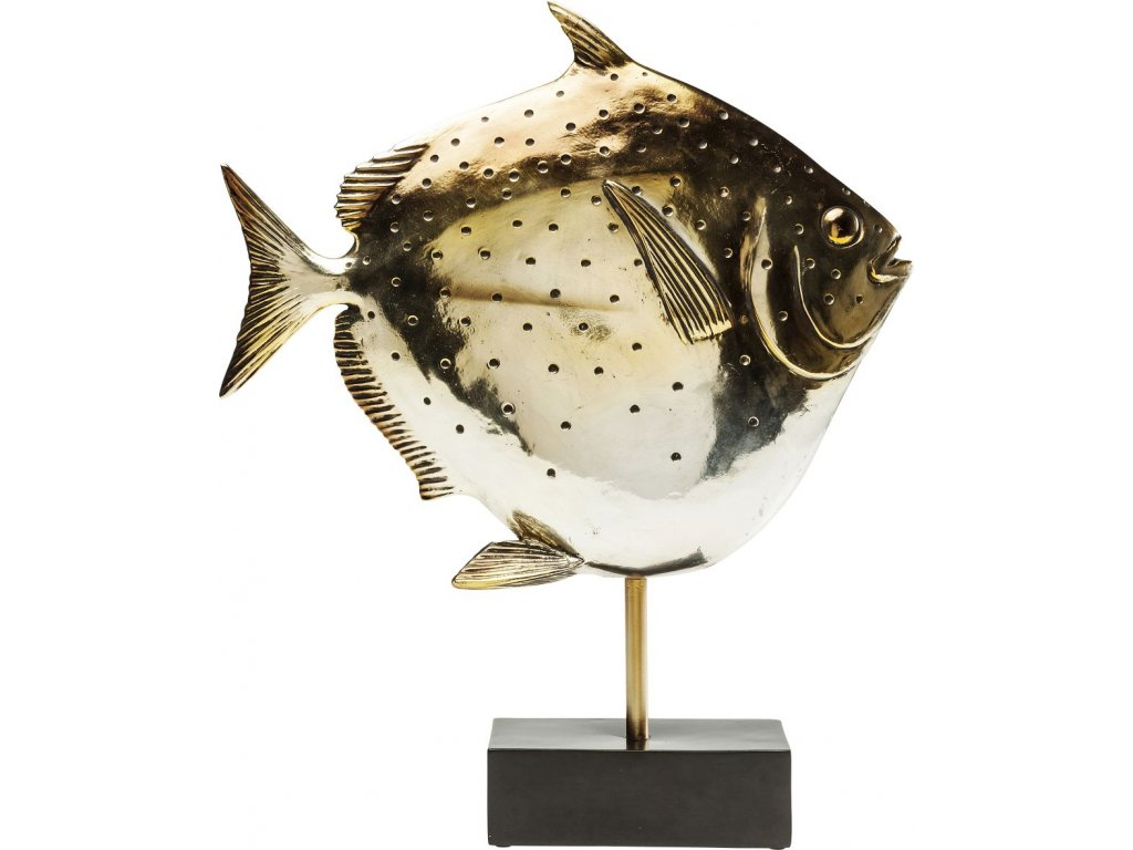 Dekorativní figurka Ryba - velká