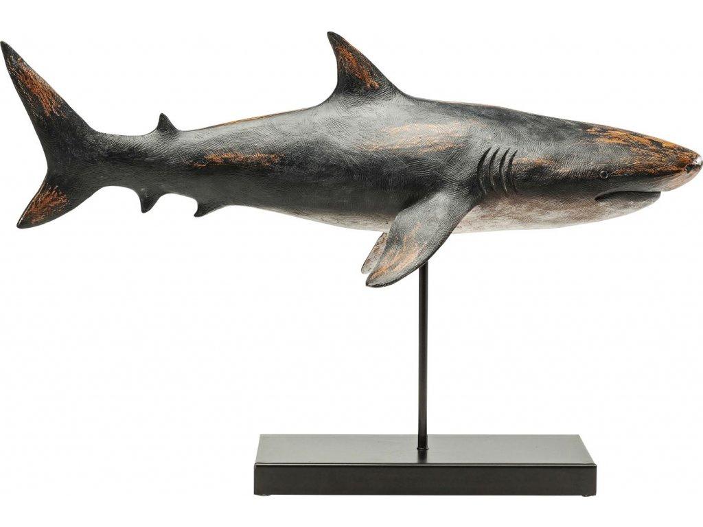 Dekorativní figurka Žralok