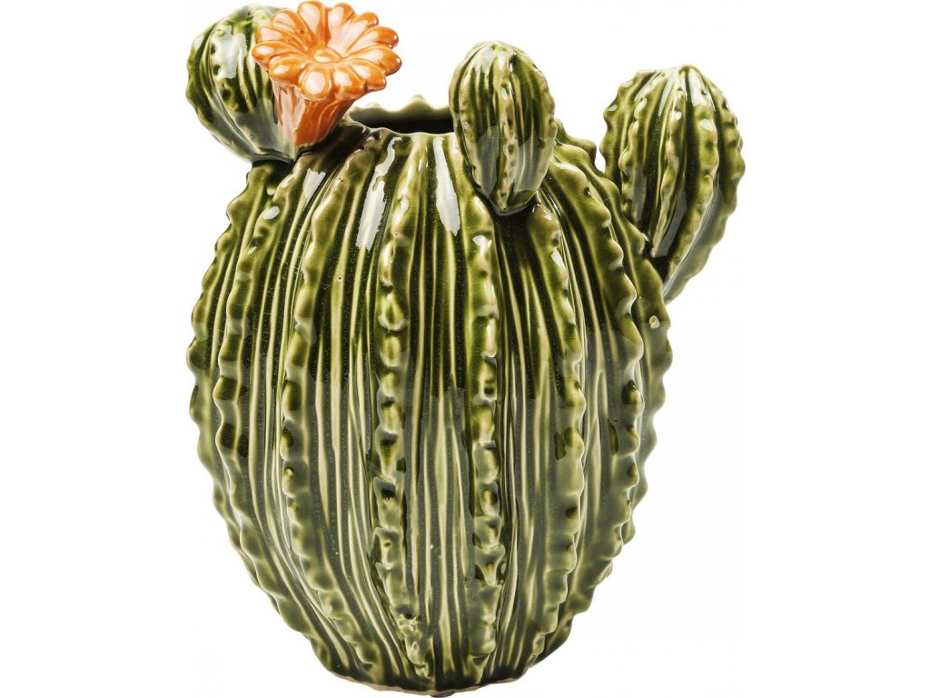 Váza Texas Kaktus Flower 23 cm