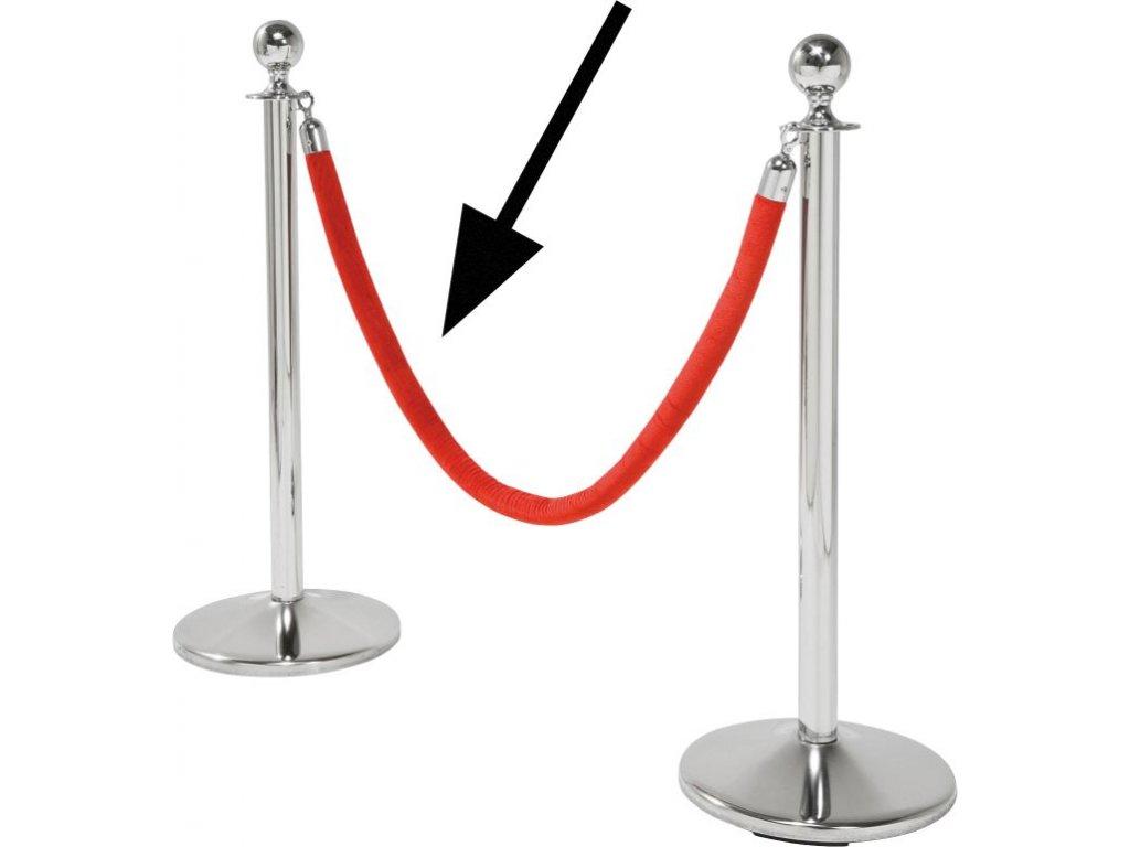 VIP lanko Vegas, červené