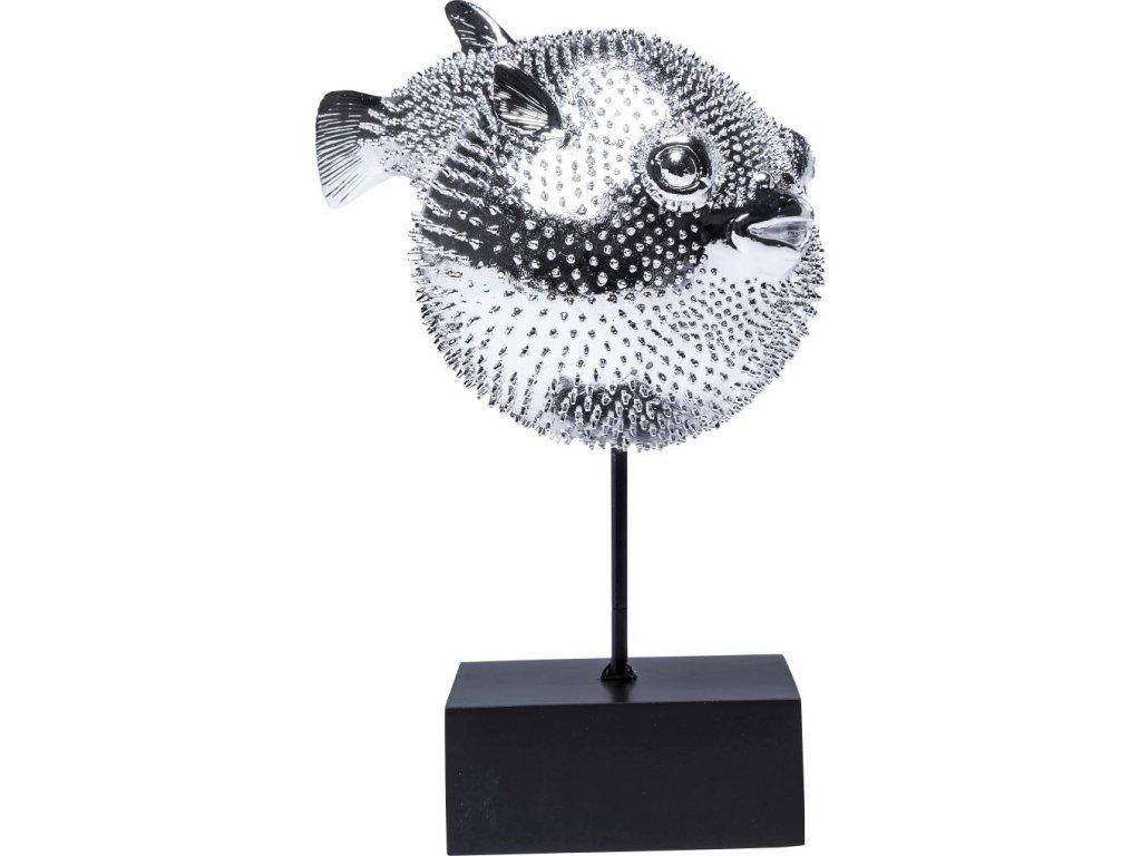 Dekorativní figurka Blowfish
