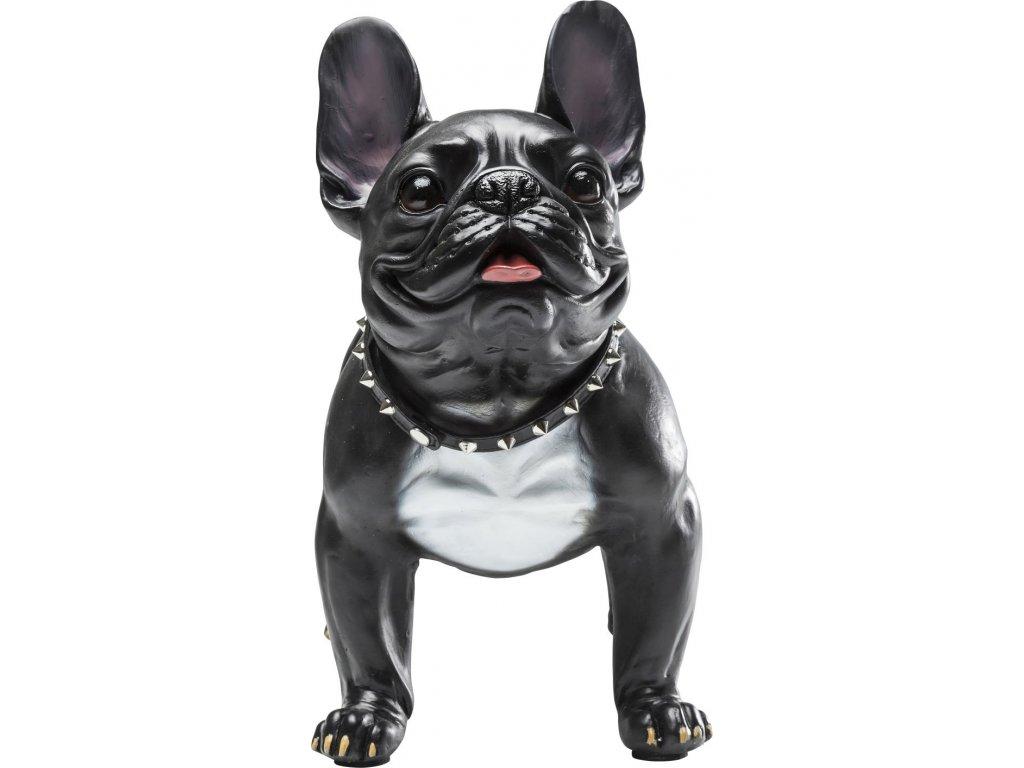 Dekorativní figurka Pes Gangster