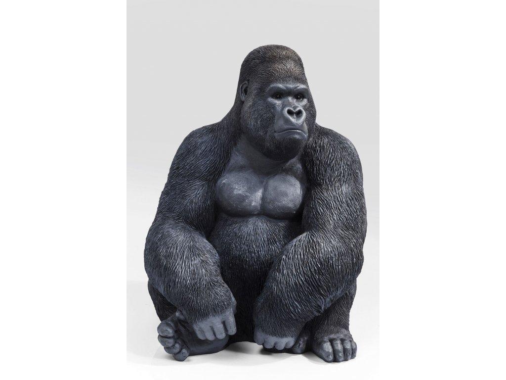 Dekorativní figurka Gorilla Side XL