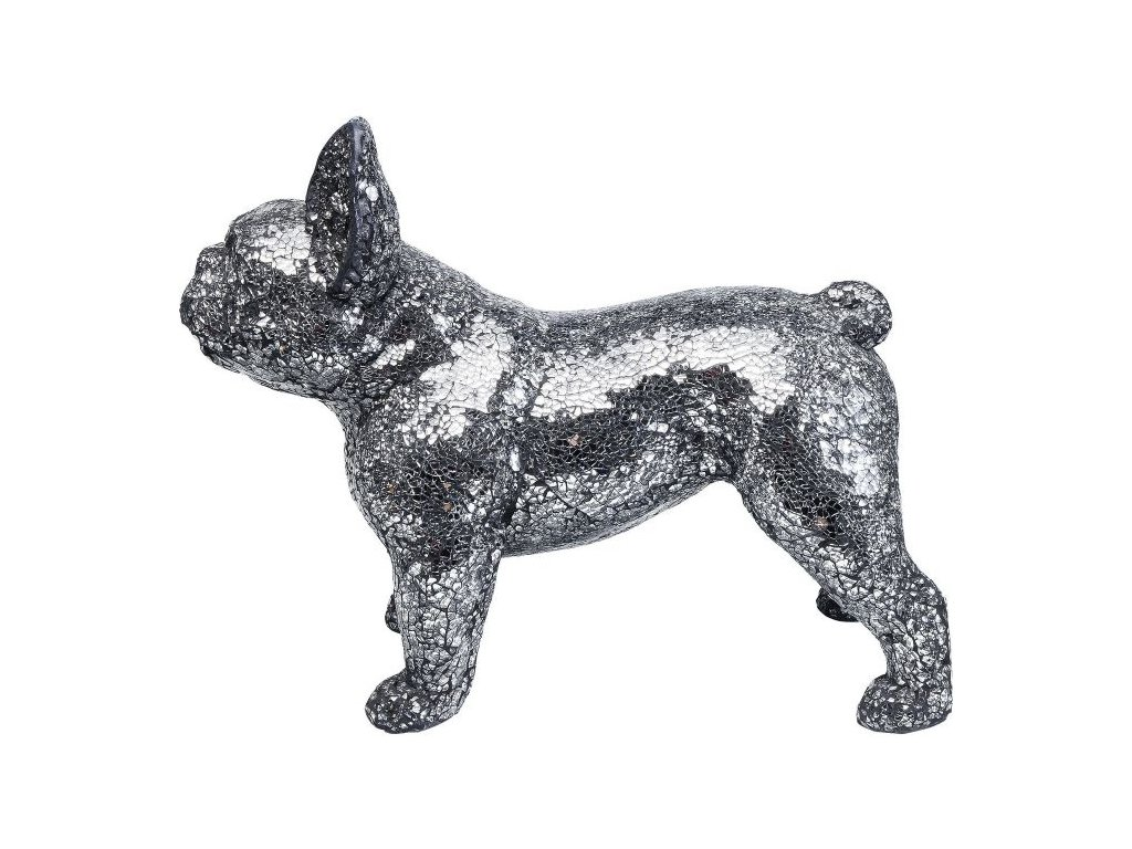 Dekorativní předmět Crystal Dog