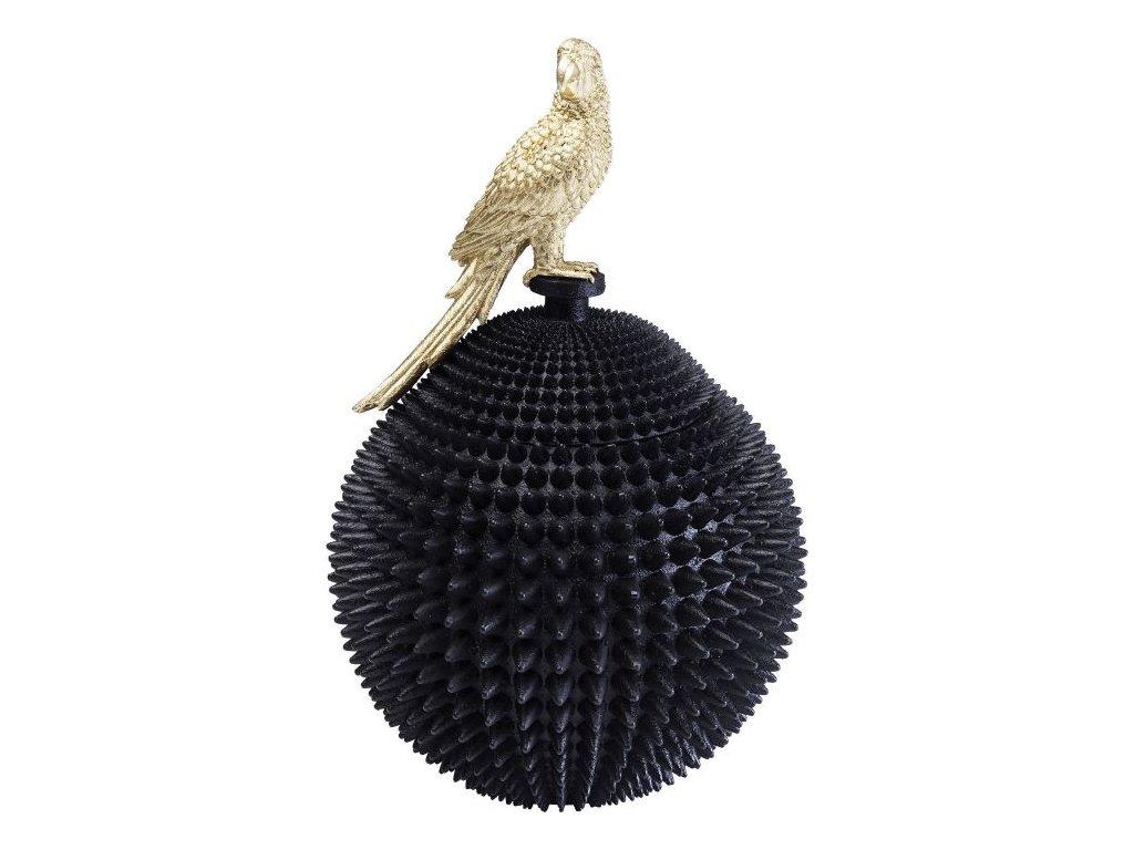 Dekorativní krabička Papoušek