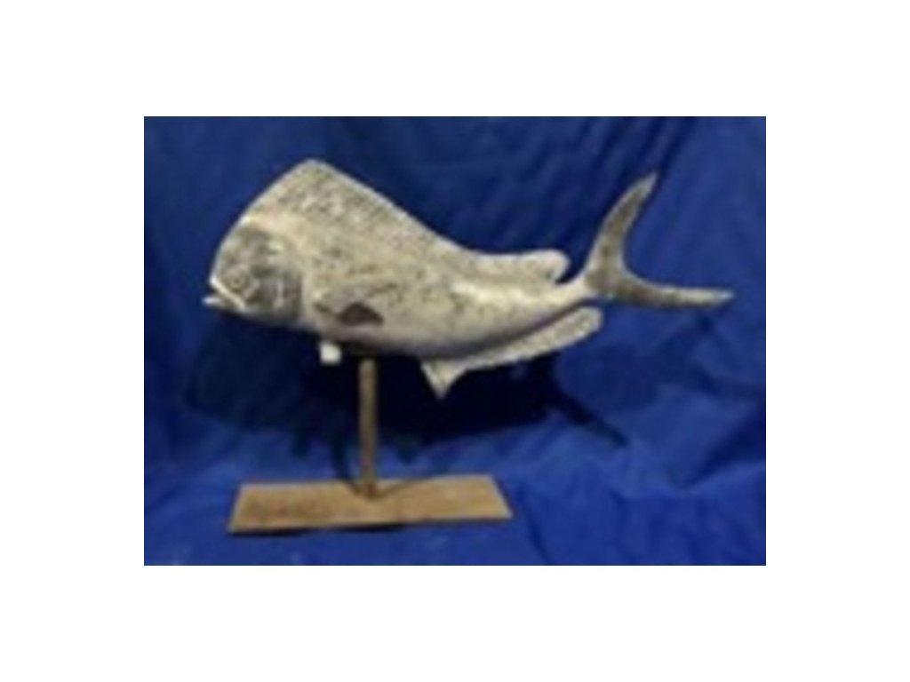 Dekorativní předmět Pesce Natura 50 cm
