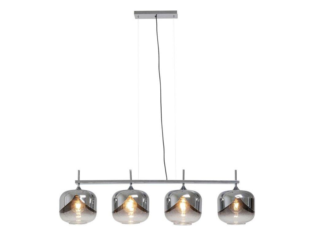 Závěsné svítidlo Goblet Quattro Ø 25 cm, chrom
