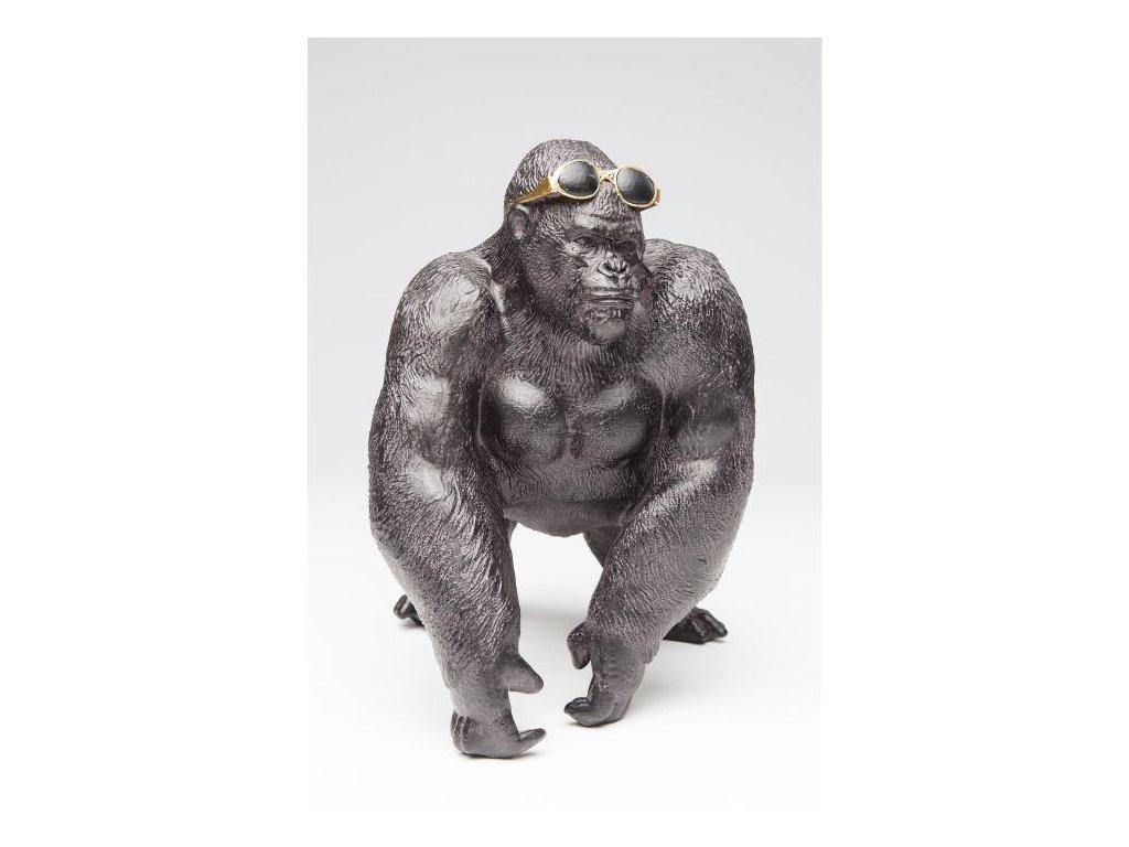 Dekorativní předmět Monkey Beach 20 cm