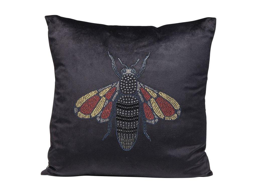 Dekorativní polštář Fashion Bee 45×45 cm
