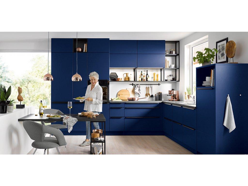 Barevná kuchyně Siena, Schüller