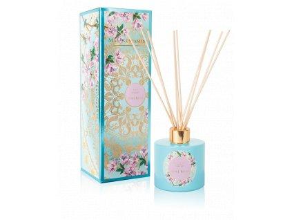 Interiérový parfém Friori Rosa, 150 ml - difuzér