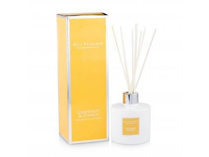 Interiérový parfém Grapefruit & Pomelo, 150 ml - difuzér