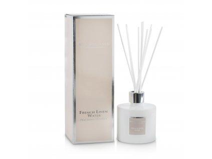 Interiérový parfém French Linen Water, 150 ml - difuzér