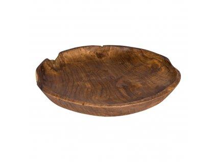 Dřevěný tác
