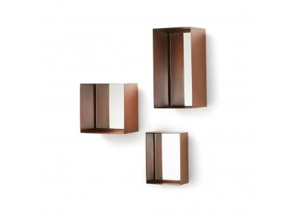 Sada 3 zrcadel Clifton