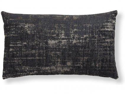 Potah na polštář Cuzco - tmavě šedá
