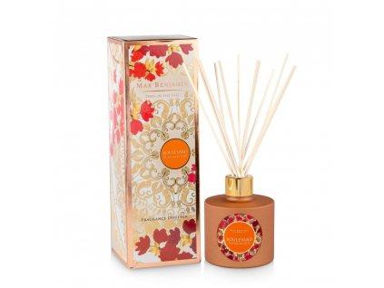 Interiérový parfém Boulevard de Feuilles D'Or, 150 ml - difuzér