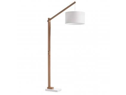 Stojací lampa Izar