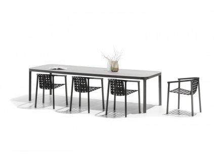 Zahradní stůl Duct