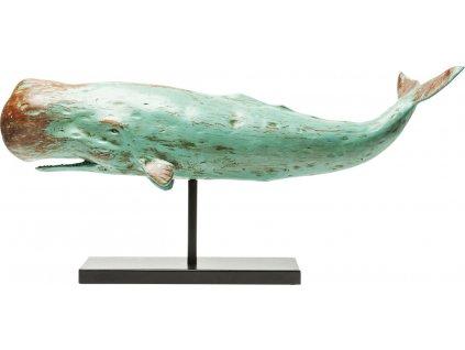 Dekorativní figurka Velryba