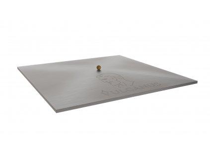 Víko Vulcanus Cover Pro730 (Stainless Steel)