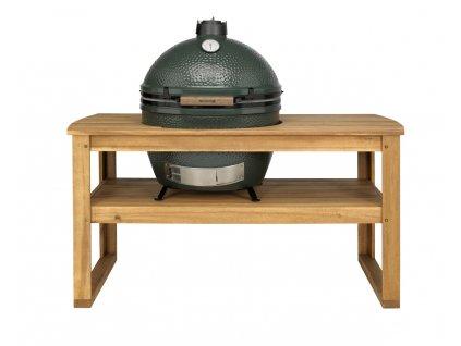Akátový stůl pro gril Big Green Egg