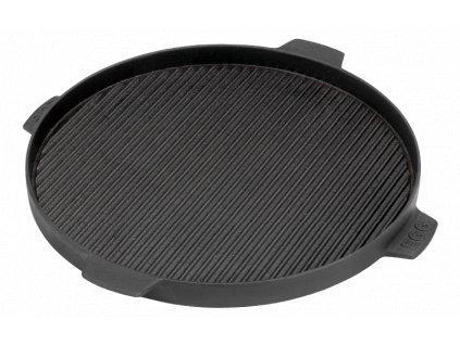 Litinová plotna pro gril Big Green Egg 2XL, Xlarge, Large