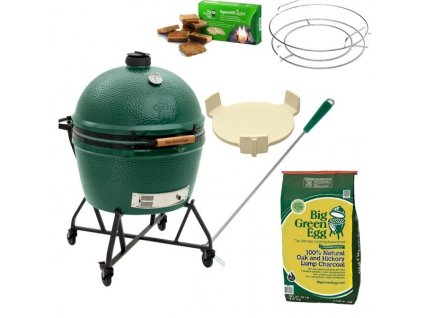 Gril Big Green Egg 2XL - balíček Easy Start