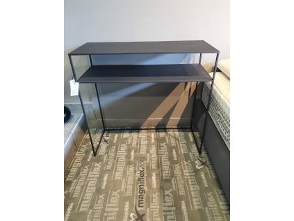 Konzolový stolek FERA - černý